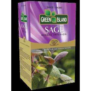 Green Island Градински билков чай кутия 20 бр