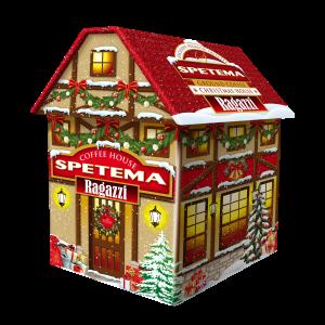 Коледна къщичка с 1 бр. Spetema Ragazzi 0.200г