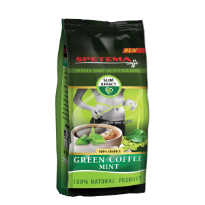 Spetema Green Coffe с мента 0.100 кг мляно