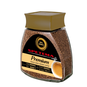 Spetema Premium Freeze Dried instant coffee 100 г