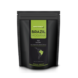 Spetema Brazil Mogiana Single Origin зърна 0.250 кг