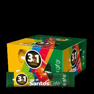 SantosCafe 3in1 30 бр х 15 гр.