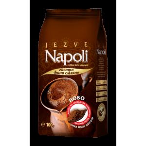 Napoli Jezve екстра фино мляно кафе 0.100 кг