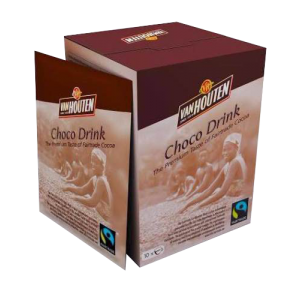 Van Houten Choco Drink Fairtrade 25 х 10 бр.