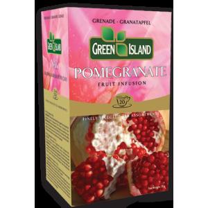 Green Island Нар плодов чай кутия 20 бр