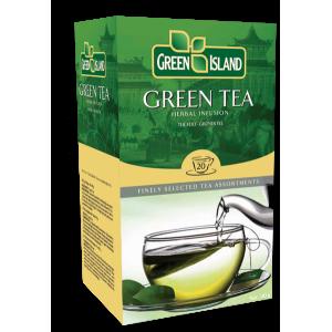 Green Island Зелен чай 20х1,5г