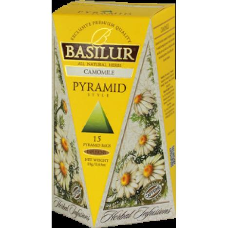 Basilur Билков чай ЛАЙКА - пирамида 1.2 г х 15 бр