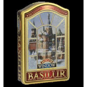 Basilur колекция Прозорец Москва мет кутия 100 г