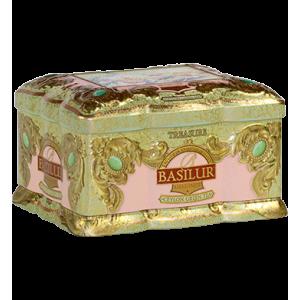 Basilur колекция Съкровище Амзонит мет кутия 100 г