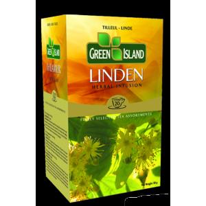 Green Island Липов билков чай кутия 20 бр