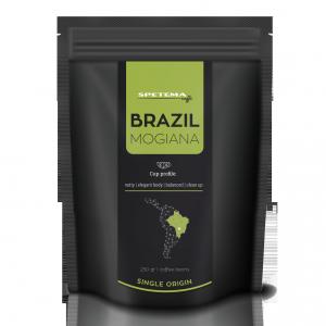Spetema Brazil Mogiana Single Origin зърна 0.250 кг