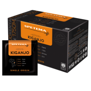 Spetema ПОД Kenya Kiganjo Single Origin 16 х 7 г