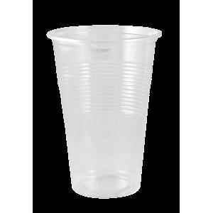 Пластмасова чаша за сок 200 мл 100 бр.